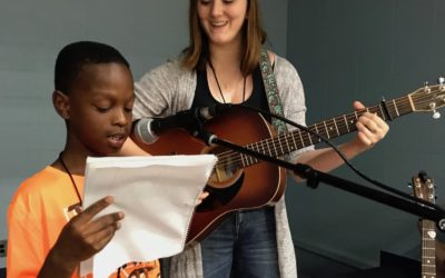 Self Expression – The Power of Songwriting for Foster Children