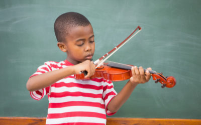 Here's Why Your Child Should Play an Instrument